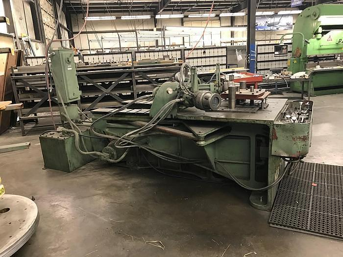 Used Hufford A-5 Stretch press