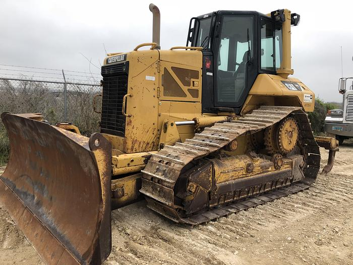 2007 CATERPILLAR crawler dozer D6N XL