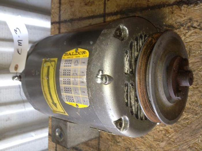Drain motor for Milnor 135lb