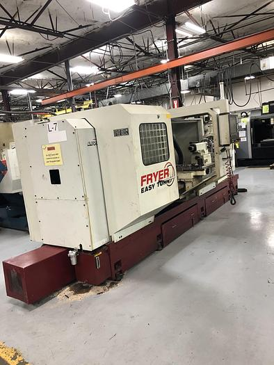 Used Fryer Easy-Turn