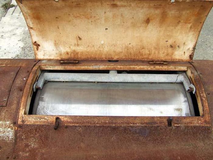 Używane Wytwornica lodu łuskowego bez agregatu