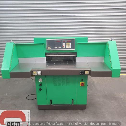 Used EBA 550 CNC