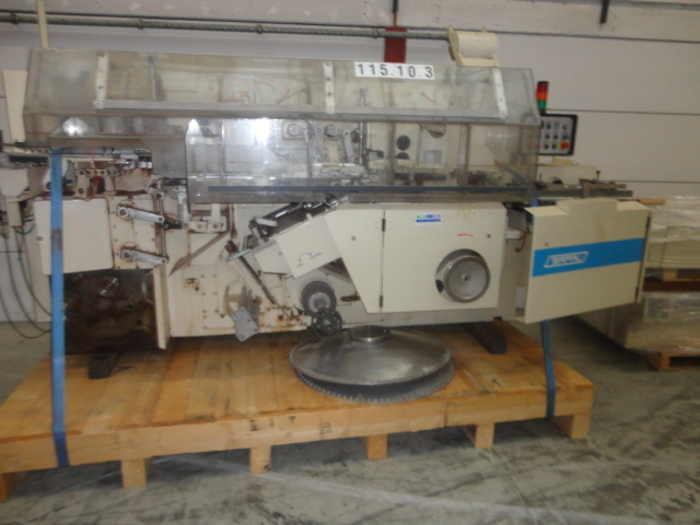 Used Sapal SC4T 2 stage wrapper