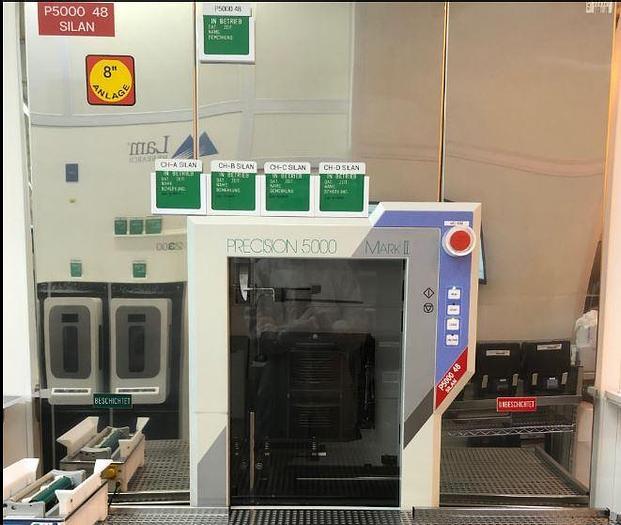 Used AMAT P5000 CVD Deposition Tool