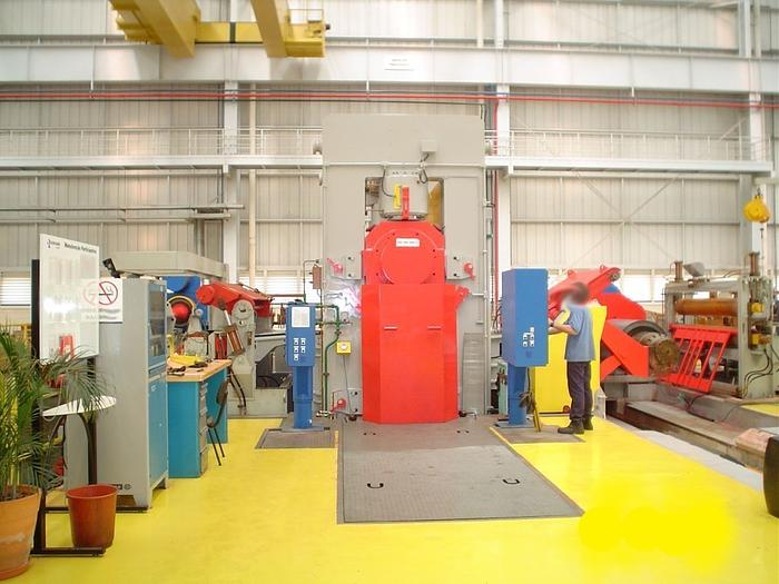 2000mm Cold Rolling Mill: RM-432