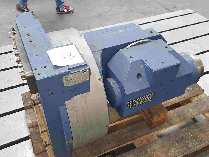 FRESATRICE A MONTANTE MOBILE FPT PRAGMA M 60 CNC