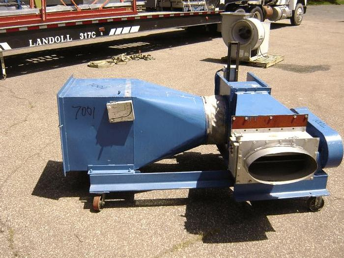 Used 3 HP DWYER BINVENT WITH BLOWER #7001