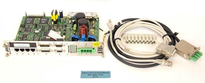 Used Etel DSC2 Digital Servo Amplifier Position Controller DSC2P111-121E-000A (6270)