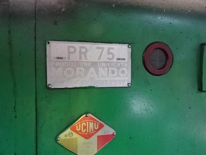 TORNIO PARALLELO MORANDO PR 75