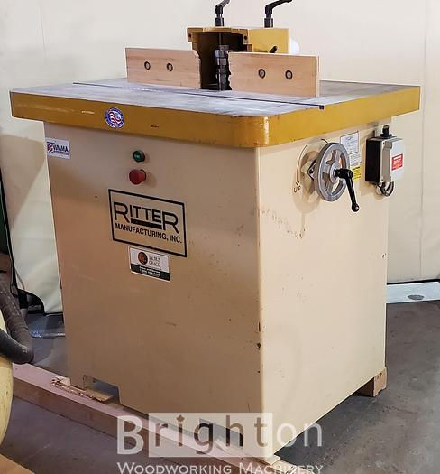 Used 2005 Ritter Used shaper, Model R10125753