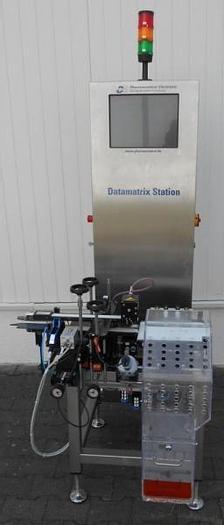 Used T 12855 D - Coder PCE DATAMATRIX STATION