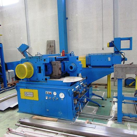 Used Holton Conform Extrusion Rod Line: EX-482