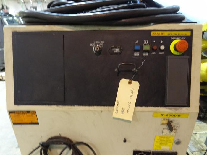 FANUC R2000iB/165F 6 AXIS CNC ROBOT R-30IA CONTROL