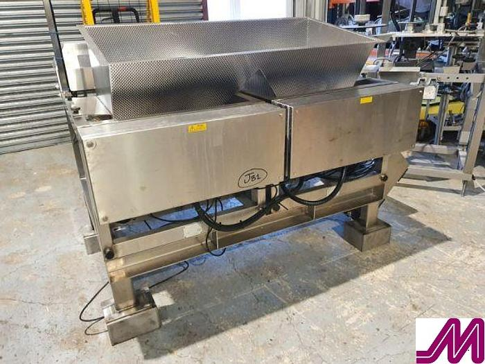 Used 2017 Cotteswold CMW 8000 Twin Head Linear Weighers