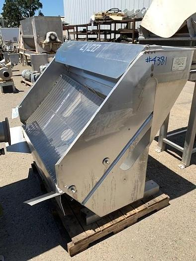 """Used 48"""" Lyco Dewatering / Wastewater Screen"""