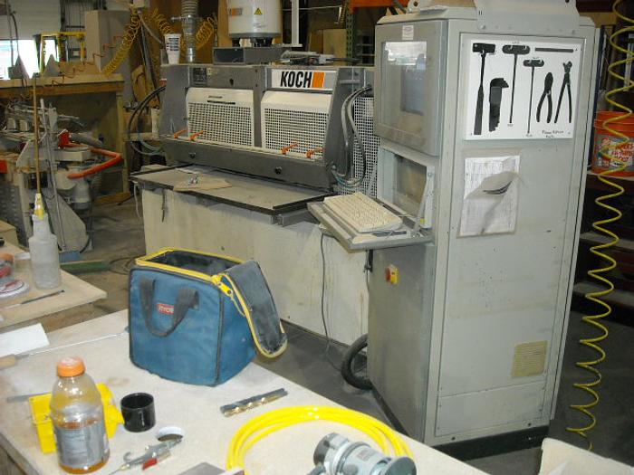 Koch Sprint Model PTP Dowel Inserter