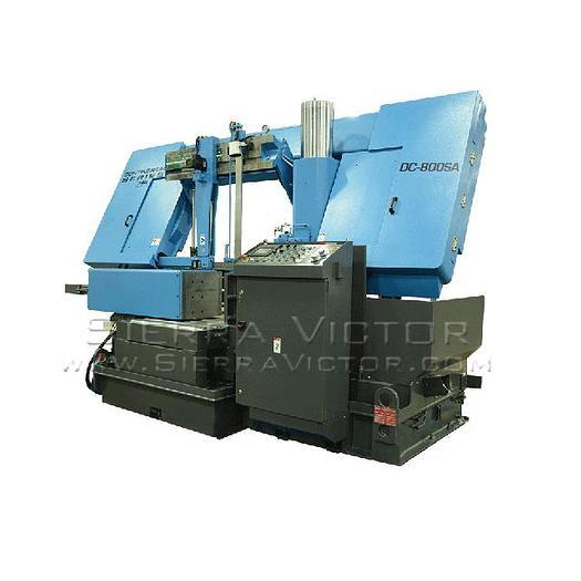 DOALL Semi-Automatic Bandsaw DC-800SA