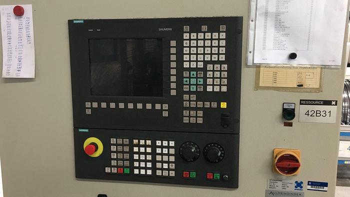 1990 REFORM CNC Messerschleifmaschine AR 51 5 HMT