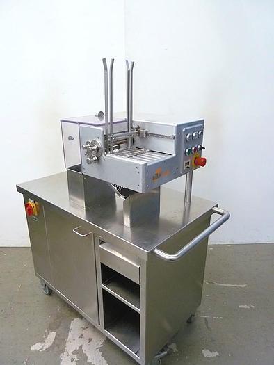 Used I 15108 E - DEBLISTERING MACHINE RBP BAUER D 3600