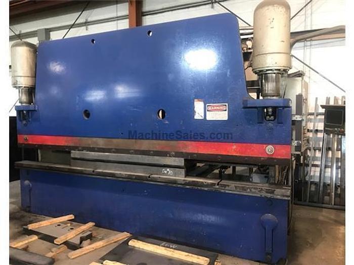 1980 200 Ton Pacific 200-14 CNC Press Brake