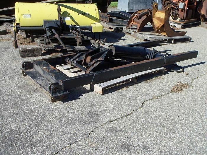 Used 2000 Hoist Scissor- Stock #: 0007