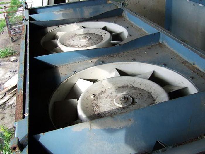 2-wentylatorowa chłodnica na freon