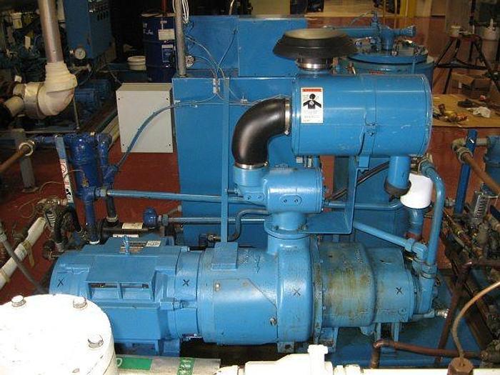 1994 Quincy 50HP compressor (3)