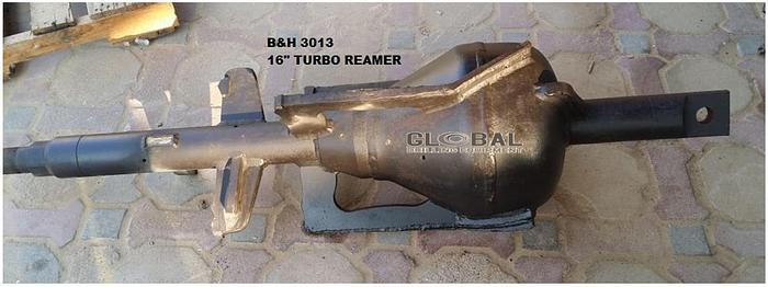 "Used Item 3013 : 16""(400mm) Turbo Reamer"
