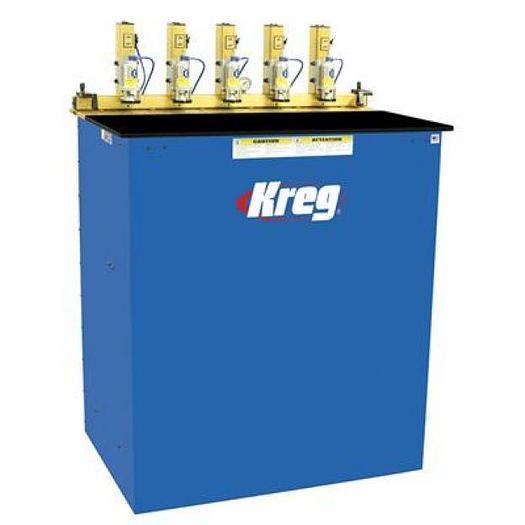 Used Kreg Tool Kreg DK5100 5-Spindle Pocket Hole Machine