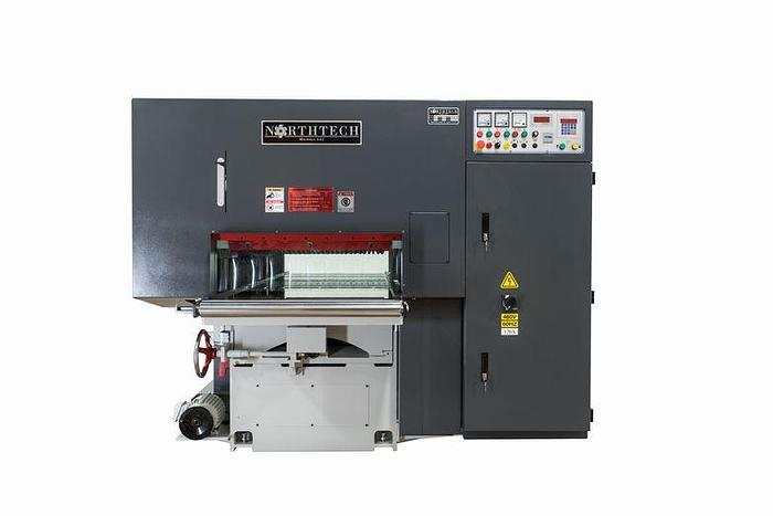 Northtech, NT 820HC-505032 Double Surface Planer