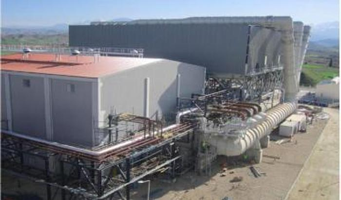 Used 205 MW 2012 Used Siemens SGT 800 Combined Cycle Power Plant
