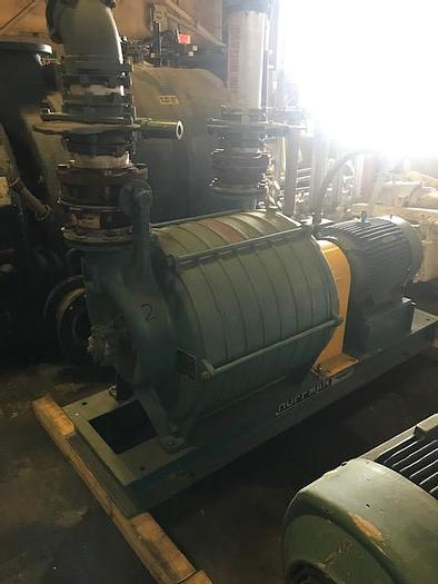 Used HOFFMAN MODEL  4208A CENTRIFUGAL EXHAUSTER 40HP