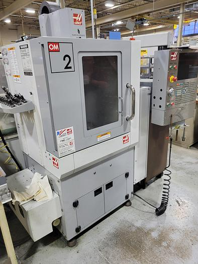 Used 2006 Haas OM-2A