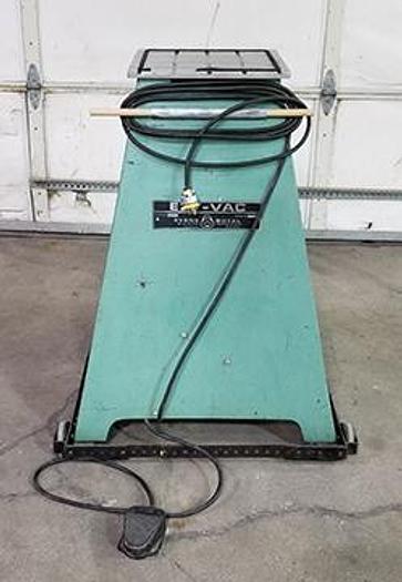 Evans EZY-VAC 1100 Vacuum Table