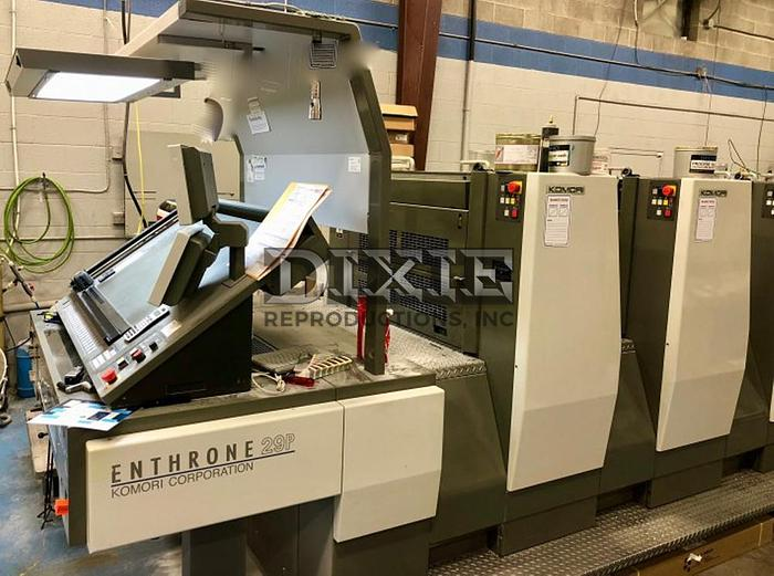 2014 Komori Enthrone