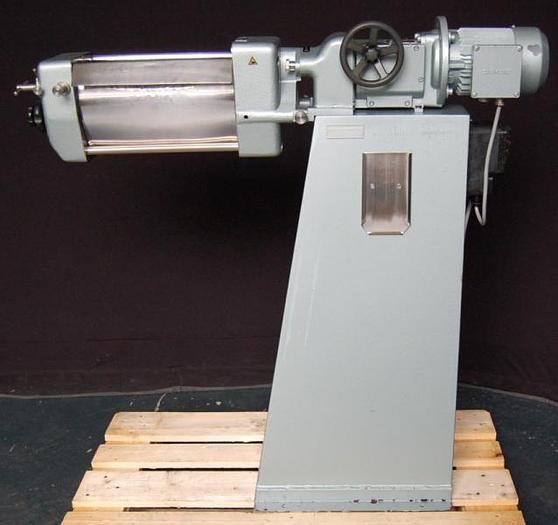 Used W14859D - Drive Unit ERWEKA AR 400 with FGS Granulator and KB 15 S/UG Cube Mixer