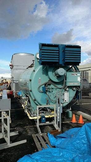 CLEAVER BROOKS MODEL CB400-350-150 Steam Boiler 150 PSI 350 HP Ultra Low NOx