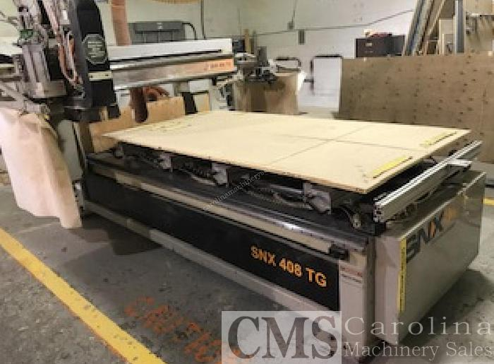 Used SNX Technologies 4x8 CNC Router