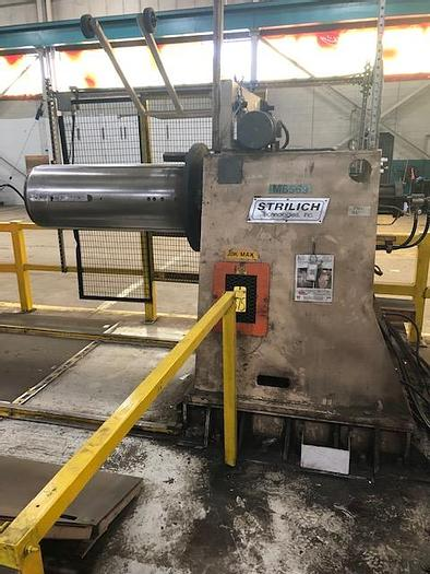 Used Stirlich Uncoilers