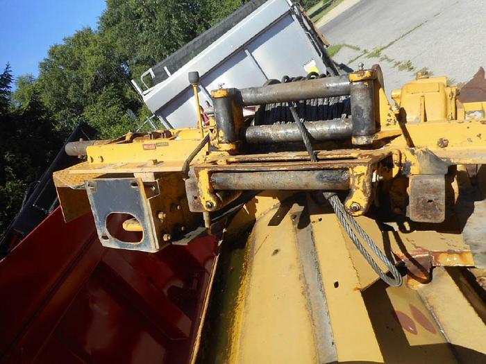 Used 2000 Hyd. Bumper Winch- Stock #: 8224