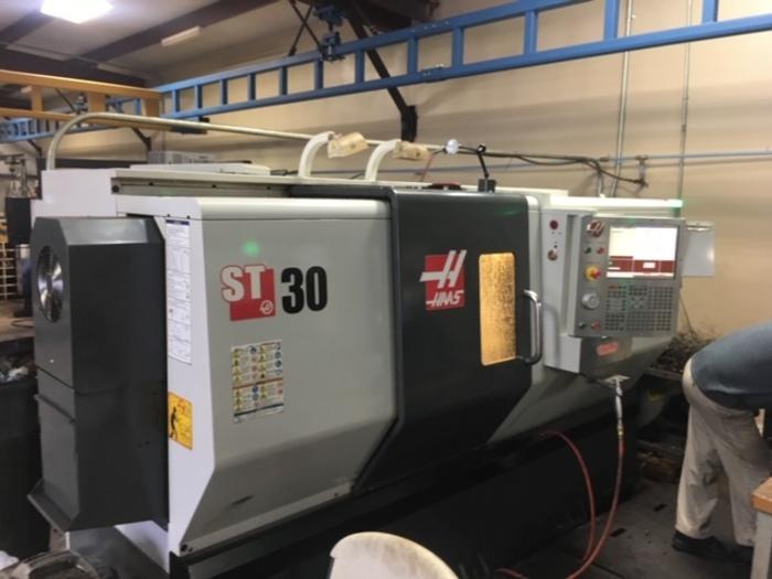 2012 Haas  ST-30