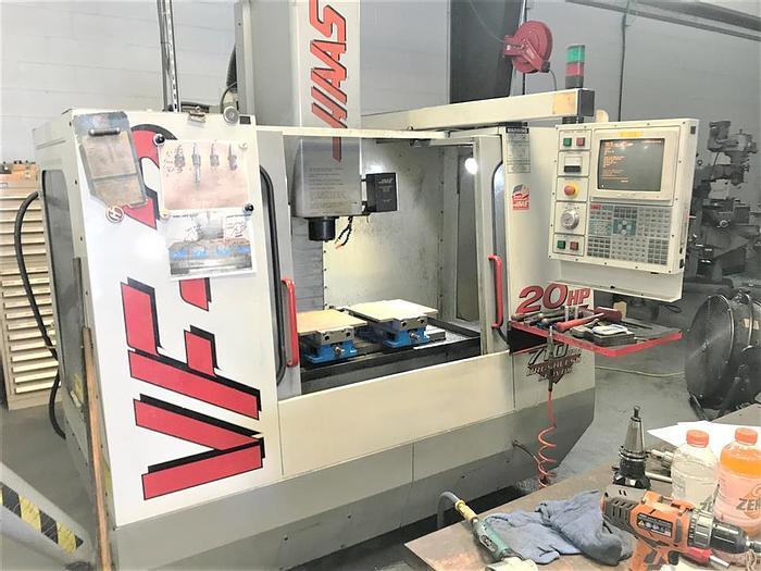 Used 1999 Haas VF2B
