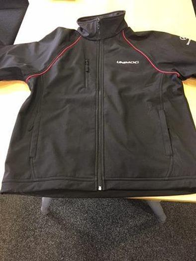 Used MERCEDES BENZ Mercedes Benz Unimog Softshell Jacket