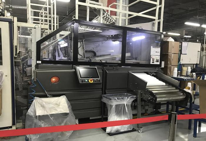 Used 2013 Mould & Matic Pick Up Stacker