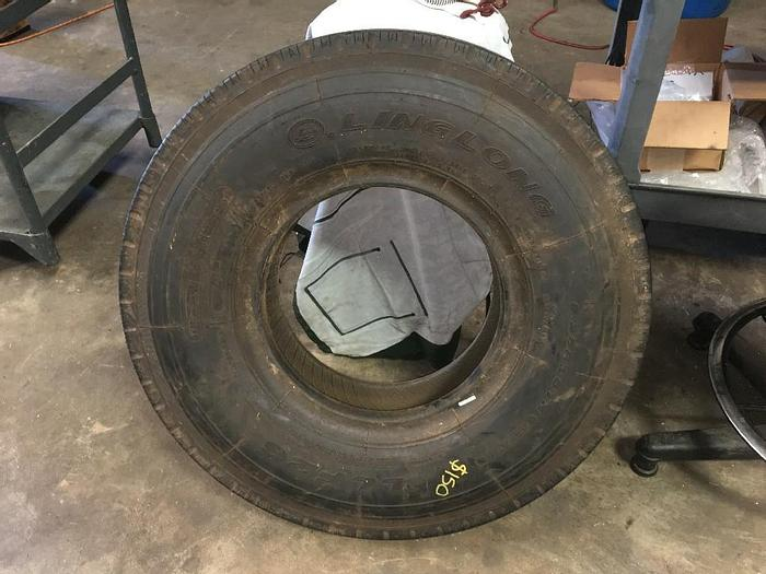 NEW NEVER USED 8.25R15TR TIRE