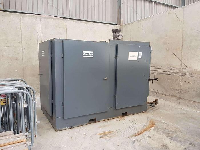 Used 1996 ATLAS COPCO ZR4 AE Oil Free Air Compressor