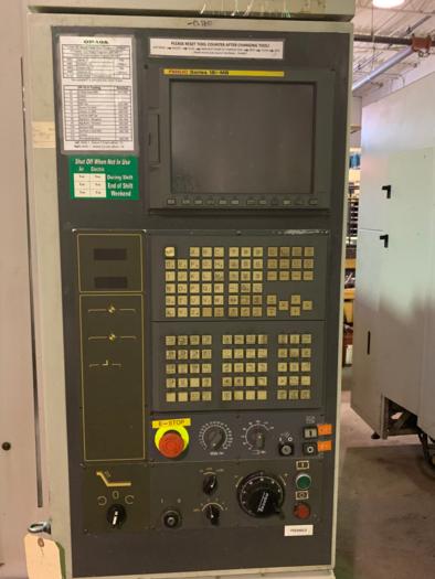 "HARDINGE BRIDGEPORT XR760 VMC PRODUCTION CENTER 30""X24""X24"""
