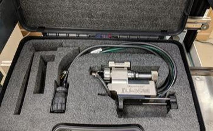 Used ASYMTEK   Nordson DJ9500 dispense valve with heat