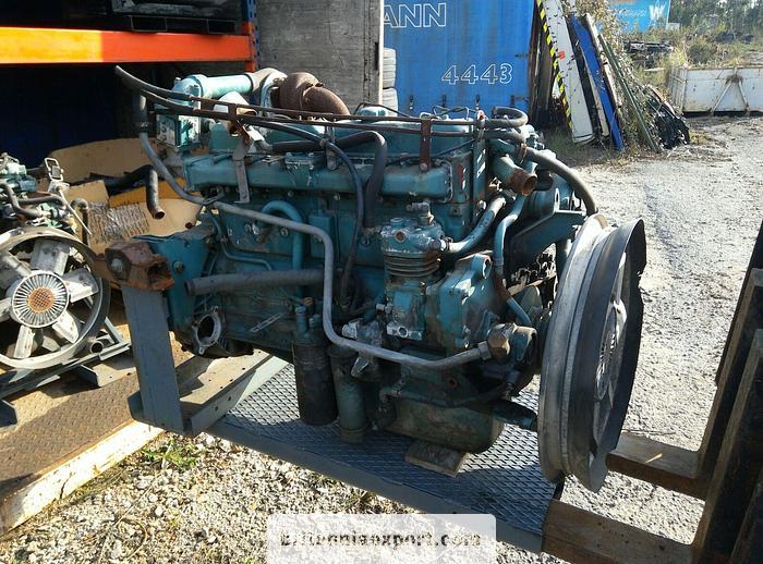 Used 1993 VOLVO TD61 GC 6 cylinder engine