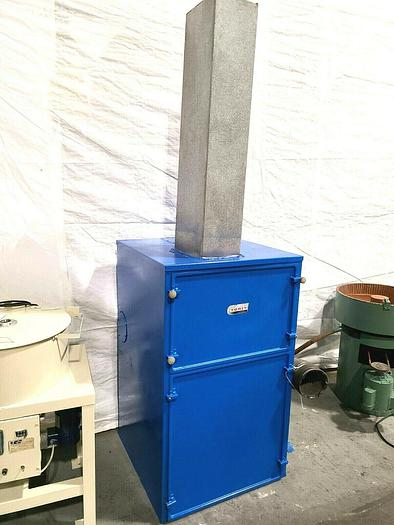 Used Torit Dust Collector Model 81 Bag Unit Industrial Vacuum Extractor
